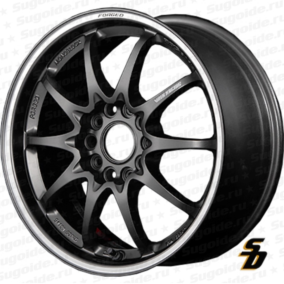 Диски Rays Volk Racing CE28 CLUB RACER 10spoke