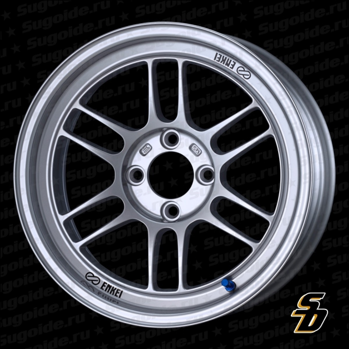 Диски Enkei Racing RPF1S